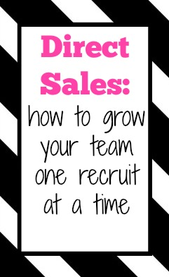 how to grow your team one recruit at a time